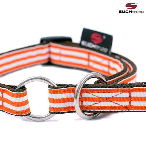 Schlupfhalsband, Stopp-Hundehalsband ORANGE BEACH small