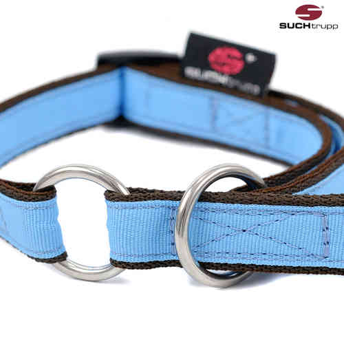 Schlupfhalsband, Stopp-Hundehalsband PURE LIGHT-BLUE small