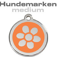 Hundemarken MEDIUM (30mm)