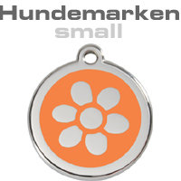 Hundemarken SMALL (20mm)