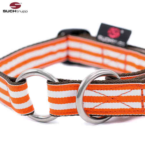 Schlupfhalsband, Stopp-Hundehalsband ORANGE BEACH medium