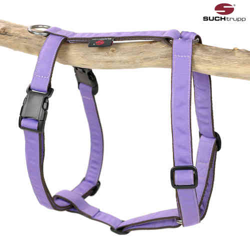 Hundegeschirr, Brustgeschirr PURE LAVENDER large